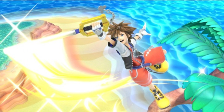 'Super Smash Bros. Ultimate' Sora Guide: Release Date, Moveset, Costumes, Stages, and More