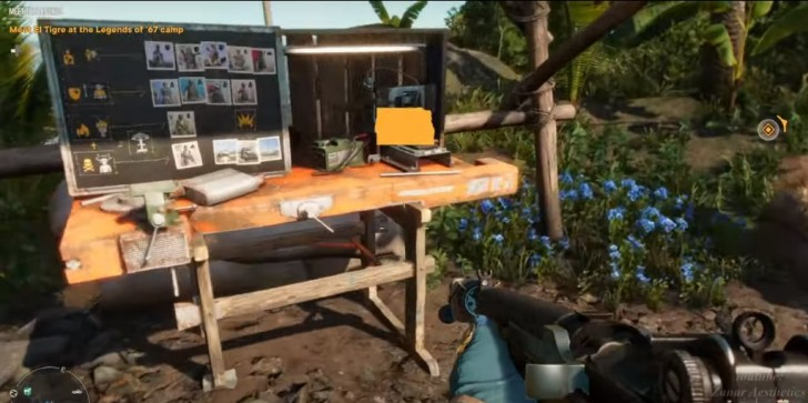 'Far Cry 6' Workbench Guide: How to Use it To Upgrade Weapons + What Mods Players Can Use
