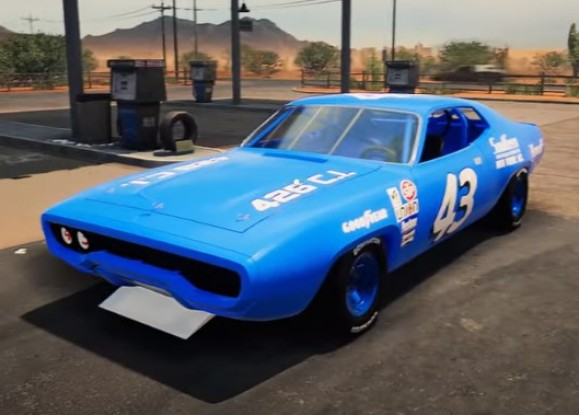 THE 1971 PLYMOUTH ROAD RUNNER