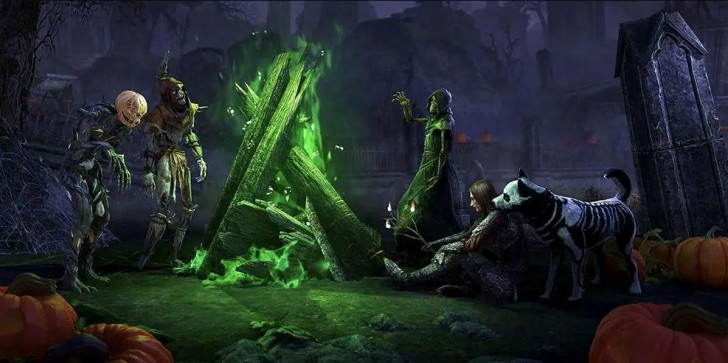 'ESO' Witches Festival 2021 Guide: Release Schedule, Rewards, Bonuses, and More + How to Join