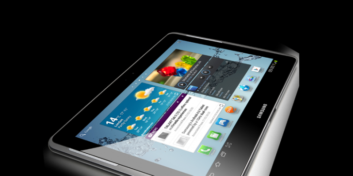 T-Mobile Galaxy Tab 2 Receives Android 4.1.2 Jelly Bean Update
