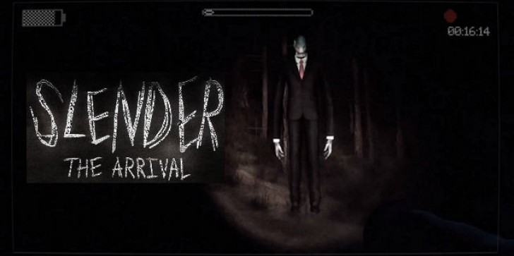 The Slenderman Strikes - Slender: The Arrival On the Way Headed to Xbox and PlayStation