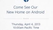 Facebook April 4 Event