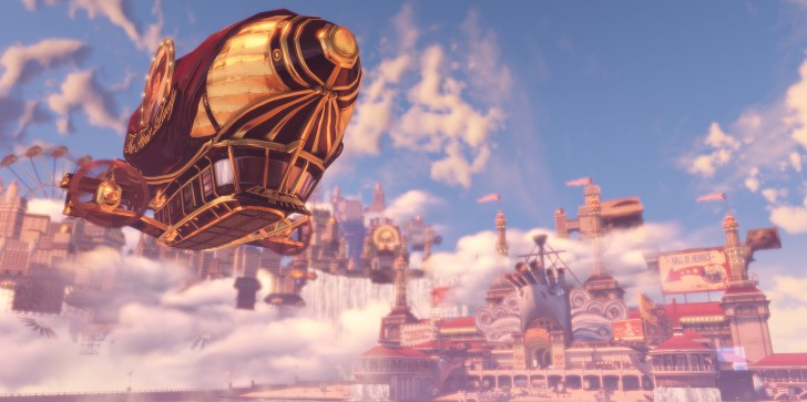 'BioShock Infinite' Wins March Sales, Nintendo 3DS On The Rise, Says NPD