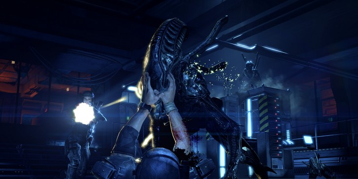 Step 1 - Buy Aliens: Colonial Marines from Amazon. Step 2 - ? Step 3 - Profit!