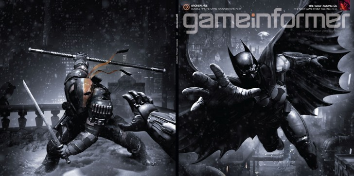 'Batman: Arkham Origins' Is Now Official