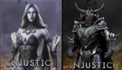 Injustice Killer Frost Ares