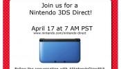 Nintendo Direct Tweet