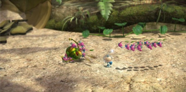 'Pikmin 3' Has Flying Pikmin and A Release Date