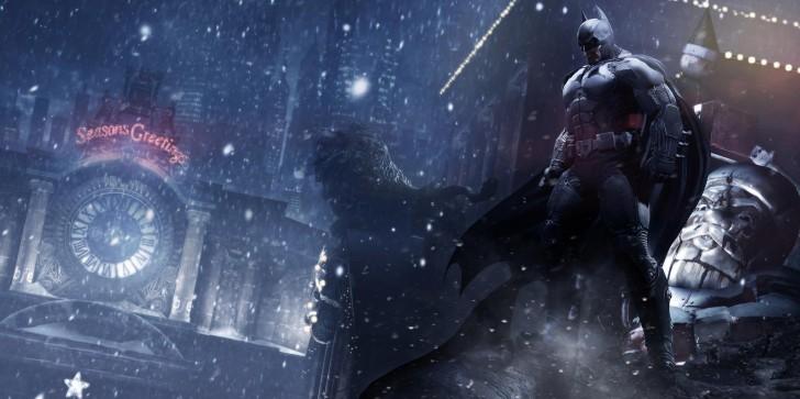 Batman: Arkham Origins DLC Plans Detailed