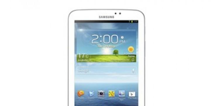 Samsung Unveils 7-Inch Galaxy Tab 3 Specs