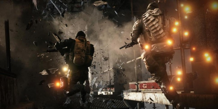 DICE and EA Roll On with Battlefield 4's Double XP Event Despite Battlelog Server Problems