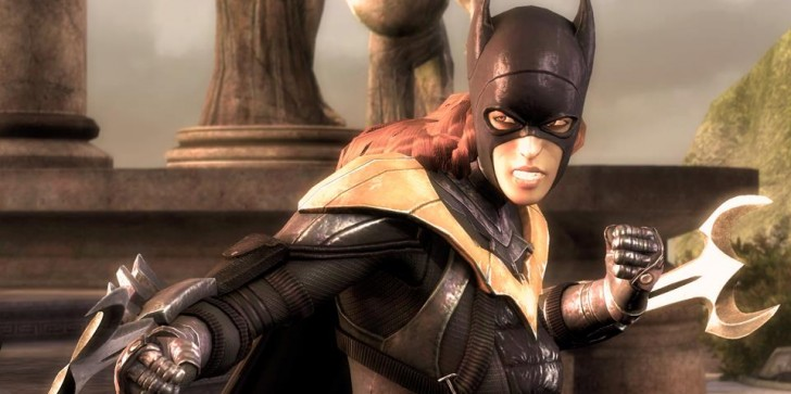 Batgirl Soars Into Action In Injustice Reveal Video [TRAILER]