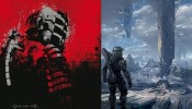 The Art of Dead Space and Halo 4