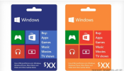 Windows Gift Cards