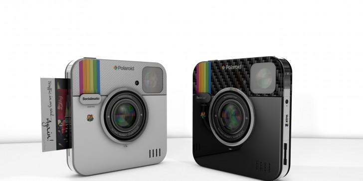 Socialmatic Camera Will Combine Instagram and Polaroid in 2014