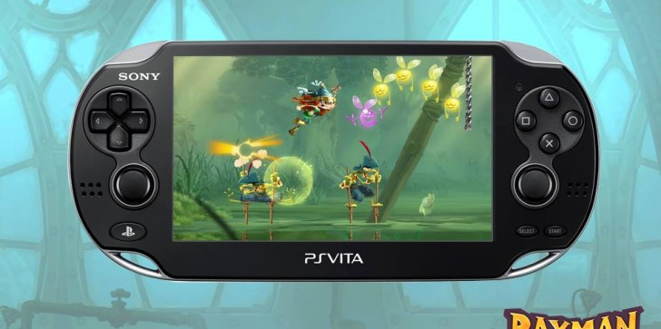 Rayman Legends Confirmed For PS Vita