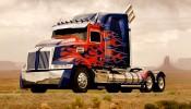Optimus Prime's Western Star