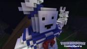 Minecraft Stay Puft