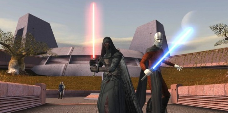 Knights of the Old Republic Is Official for iPad, Out This Week