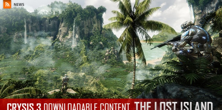 Crysis 3: The Lost Island Multiplayer DLC Going Live On June 4