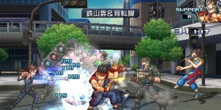 Project X Zone demo (Preview)