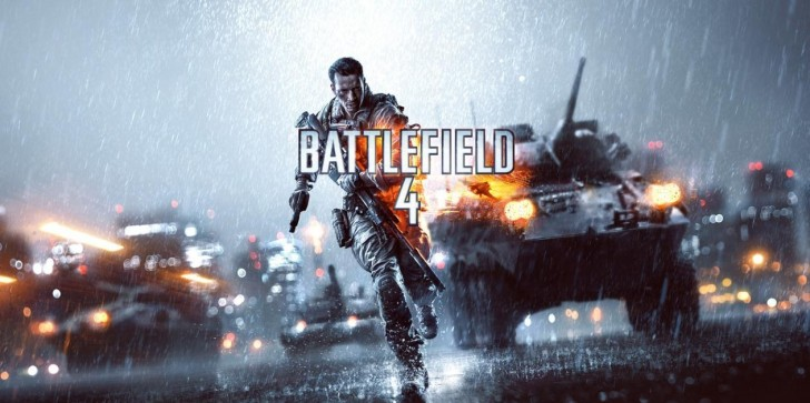 Another Day, Another Patch for Battlefield 4