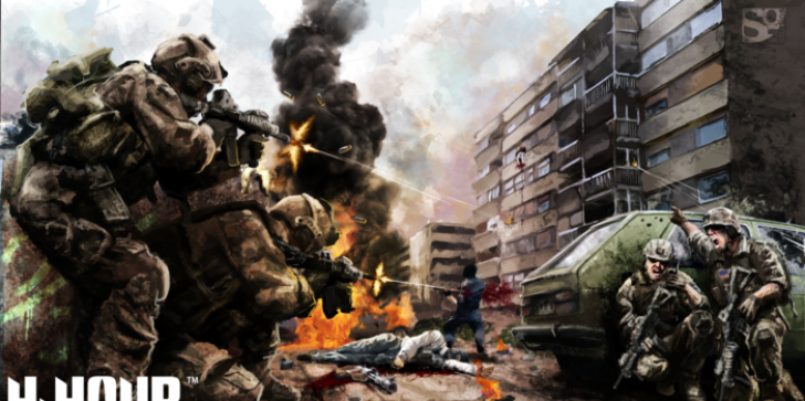 SOCOM 'spiritual successor' H-Hour: World's Elite hits Kickstarter
