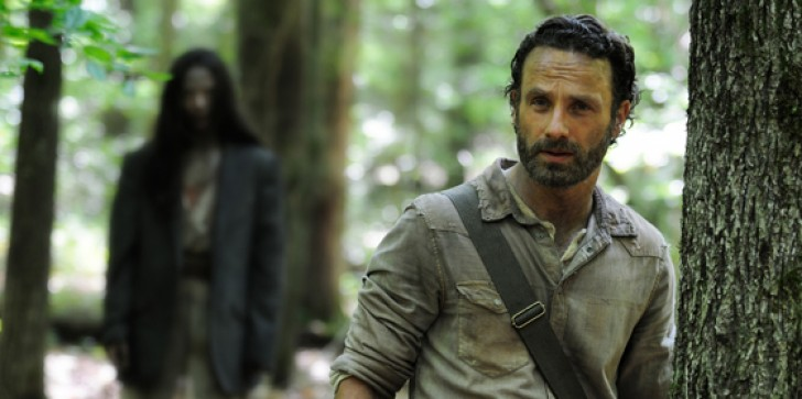Cast And Crew Of The Walking Dead Talk About Part Two Of Season Five