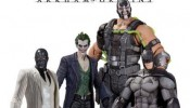 Arkham Origins figures