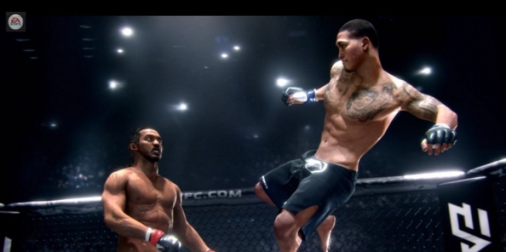 ACHIEVEMENTS / TROPHIES: EA Sports UFC