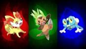 Pokémon X & Y Starters