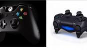 Xbox One Controller vs. Sony DualShock 4