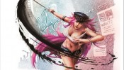 Poison from Ultra Street Fighter 4