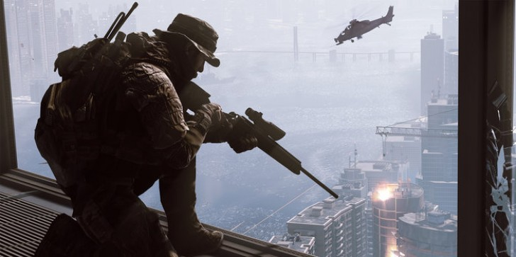 DICE will not 'give up' until Battlefield 4 is number one