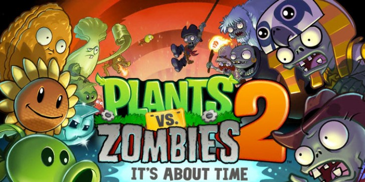 Over 15 million hours logged in Plants vs. Zombies 2