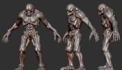 Doom 3 models