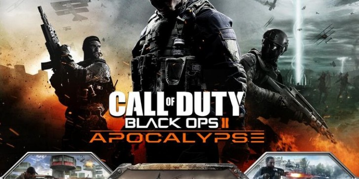 Apocalypse is Treyarch's final DLC for Call of Duty: Black Ops 2, out August 27