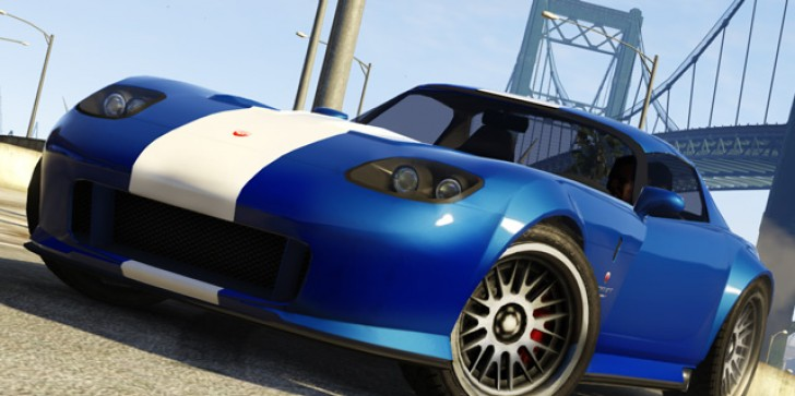 Want a real life Banshee from Grand Theft Auto 5?