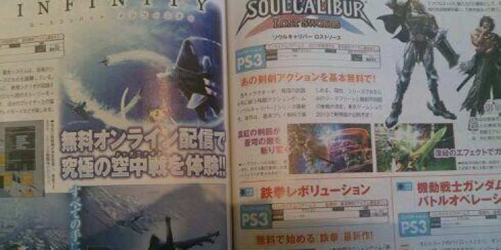 SoulCalibur is the next fighter to go free-to-play