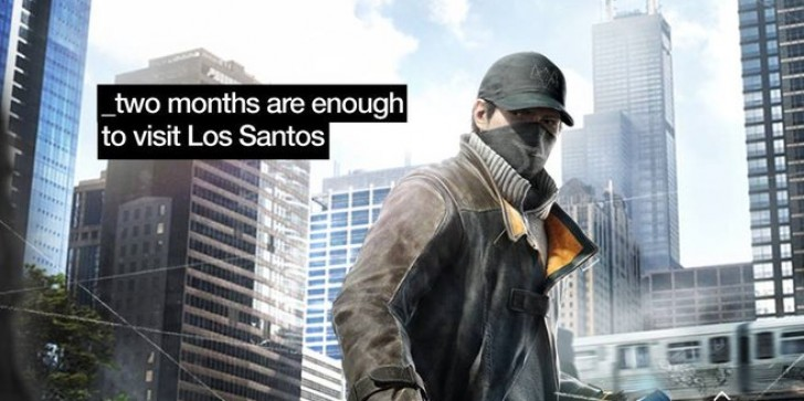 Ubisoft's shot at GTA 5 – 'Two months are enough to visit Los Santos'